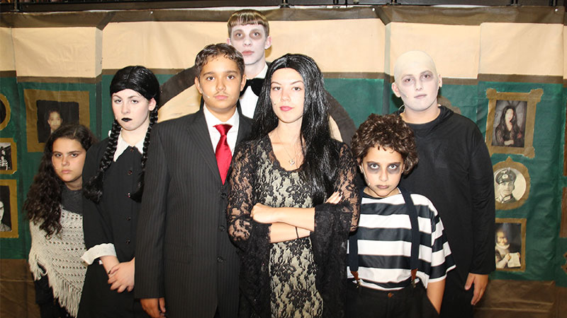 Student-Run Theater Company Plays 'The Addams Family'