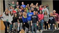 Alumni Return to Share Their Experiences, Provide Guidance photo